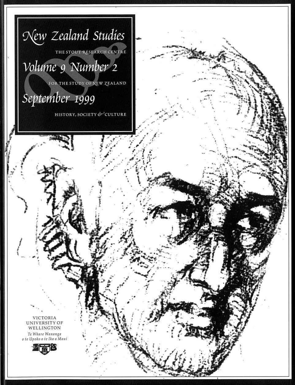 New Zealand Studies 1999 Vol.9 No.2