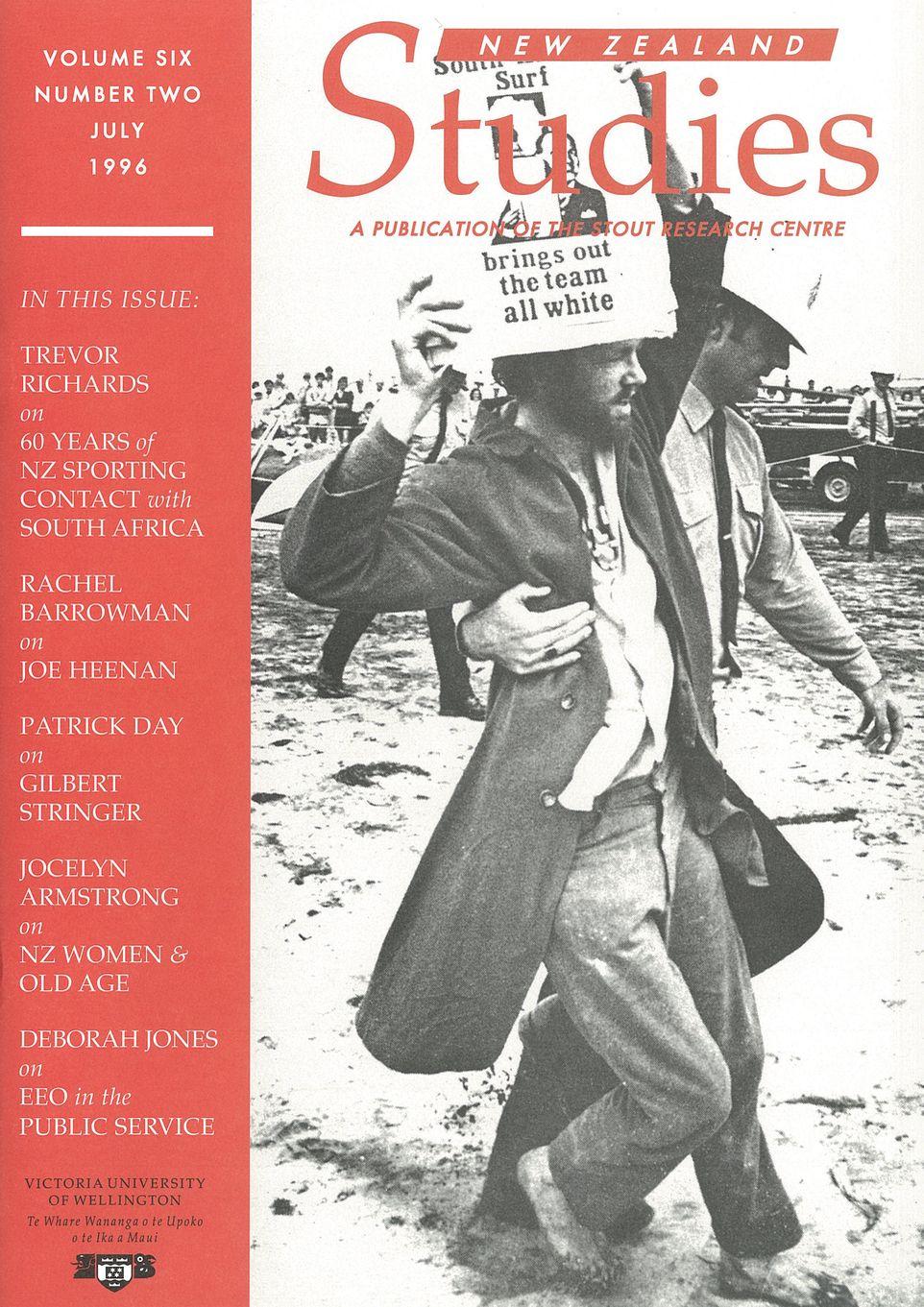 New Zealand Studies 1996 Vol.6 No.2