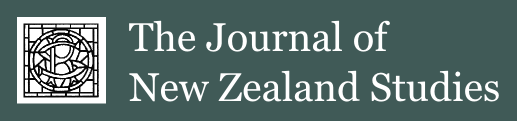 The Journal of New Zealand Studies