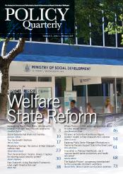 View Vol. 15 No. 1 (2019): Special Issue: Welfare State Reform