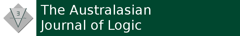 Australasian Journal of Logic