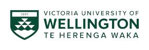 Victoria University of Wellington crest